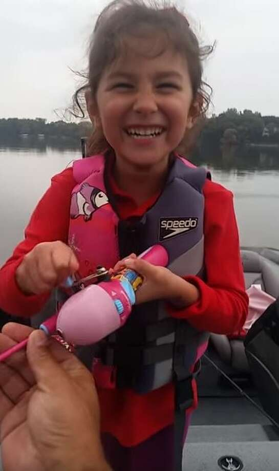A little girl named Avery showed the world she's a boss angler with her Barbie fishing pole. She reeled in a 20-inch bass all by herself while her dad recorded the entire thing. Photo: White, Tyler L, YouTube