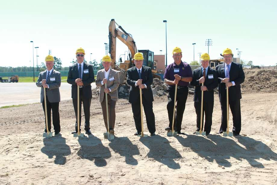 Boyd Gaming President and CEO Keith Smith and Delta Downs Vice President and General Manager Steve Kuypers were joined by a number of dignitaries in formally breaking ground on the expansion project, including Boyd Gaming Senior Vice President of Operations Ted Bogich, Boyd Gaming Vice President of Design and Construction Ron Frye, Vinton Mayor Kenneth Stinson, Louisiana state Sen. John Smith and state Rep. Michael Danahay.