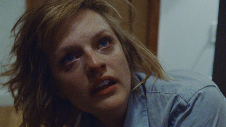 """Elisabeth Moss stars as a woman who is slowly losing her mind in """"Queen of Earth.""""  Photo: --"""
