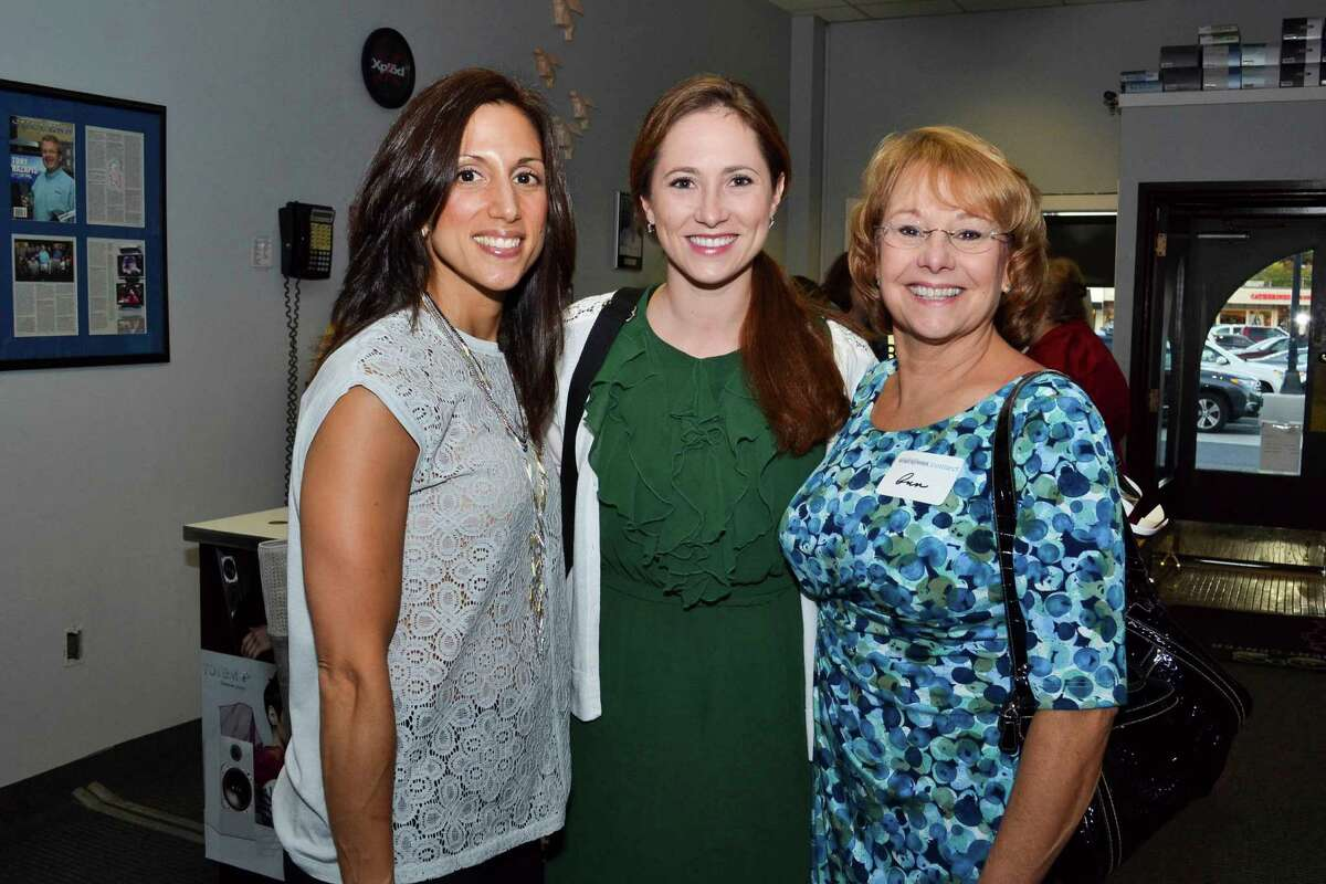 Were you Seen at the Woman@Work 'Success-You Wear It Well' Connect event at Hippo's and Creo' in Stuyvesant Plaza on Thursday, September 24, 2015?