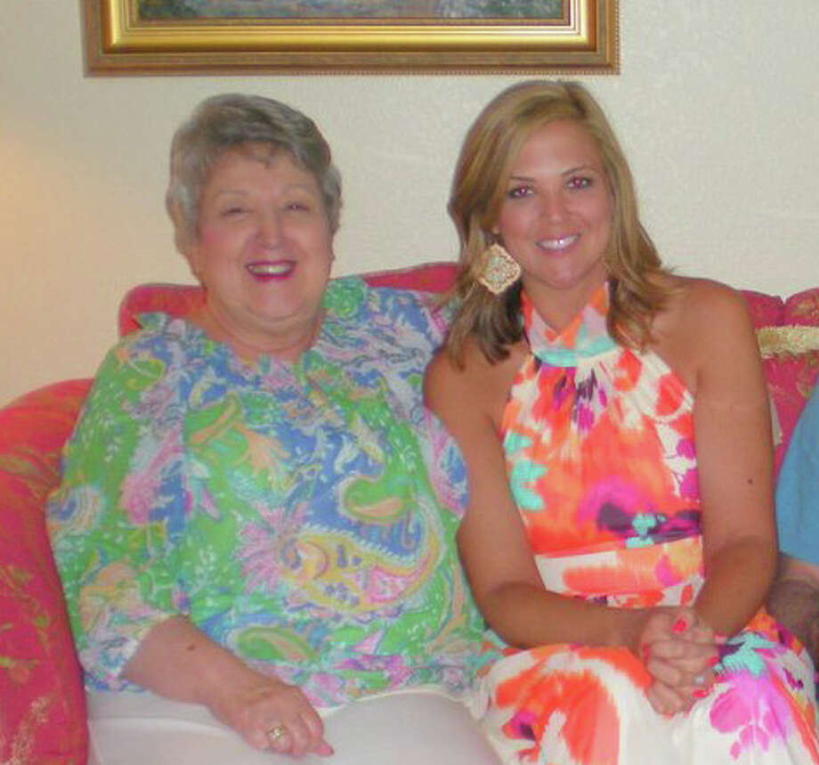 Cindi, left, and Jody Rigdon. When Jody Rigdon was diagnosed with Stage 2 breast cancer, her mother, Cindi, had already been diagnosed Stage 4 of the same disease. Photo: Courtesy Photo