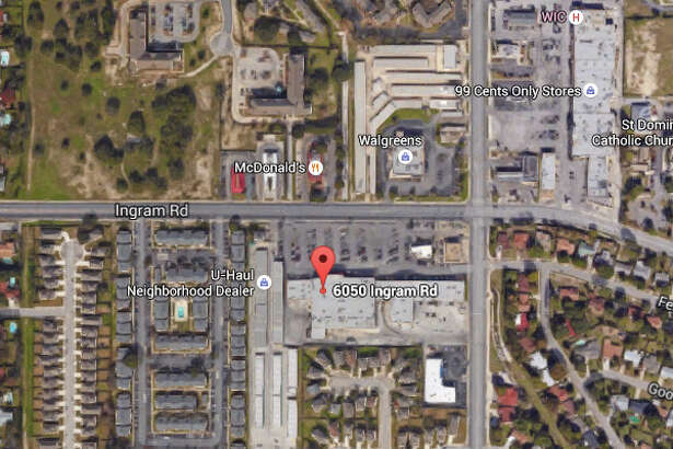CHILAQUILES: 6050 INGRAM RD  San Antonio , TX 78238