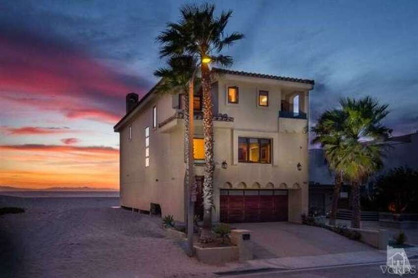 Rocker Dave Grohl is selling his beach home in Oxnard for $2.99 million, according to Zillow. This piece of nirvana includes four bedrooms, four bathrooms, high-beamed ceilings, an expansive master suite, ocean views and private balconies.