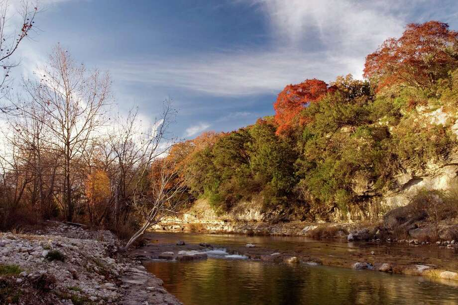 Autumn in the Texas Hill Country Photo: Paul Wolf / iStockphoto