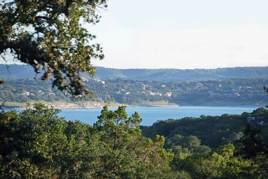 The Texas Hill Country offers an abundance of prime home locations, such as Lake Ridge at Canyon Lake, near Bandera. -- photo courtesy of National Land Partners Photo: Picasa