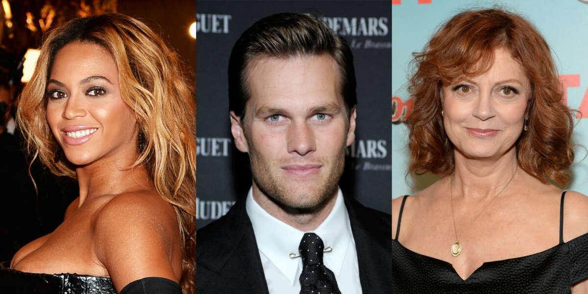Celebrity endorsements for president in 2016