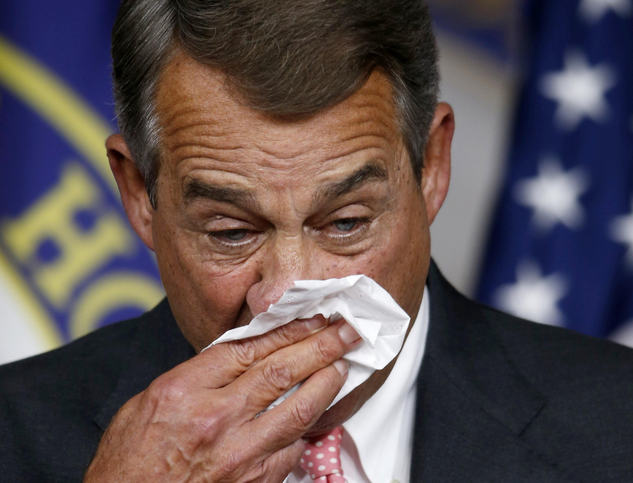 Boehner rose from modest Ohio means to lofty Washington