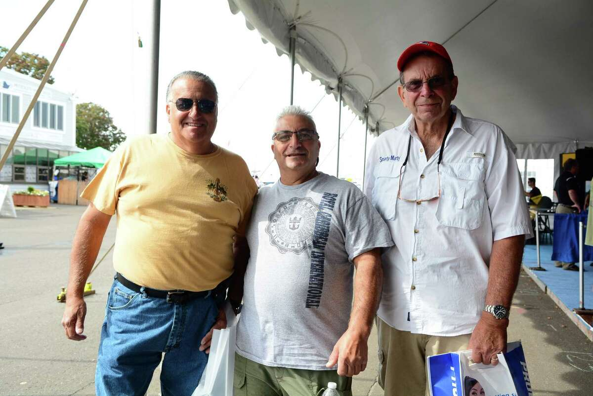 Were you SEEN at the Norwalk Boat Show at Norwalk Cove Marina on September 25, 2015?