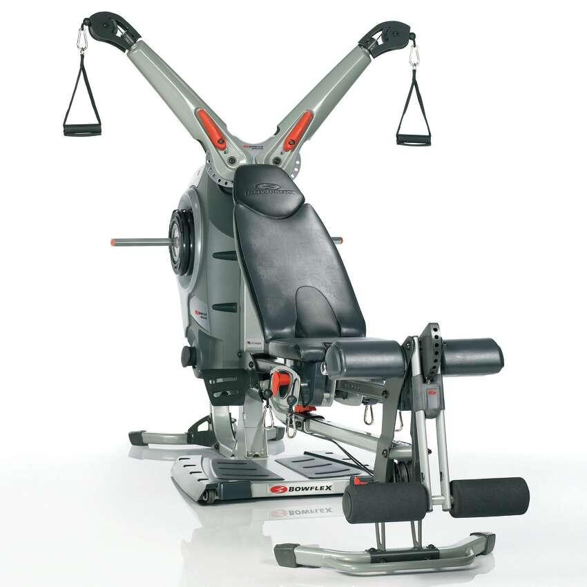 Want to splurge?: Try the Bowflex Revolution Home Gym (Bowflex)