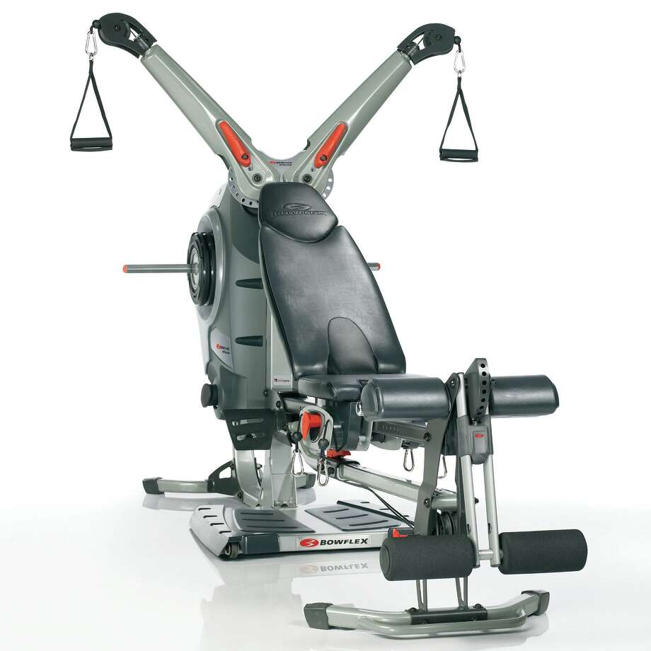 Want to splurge?: Try the Bowflex Revolution Home Gym (Bowflex)