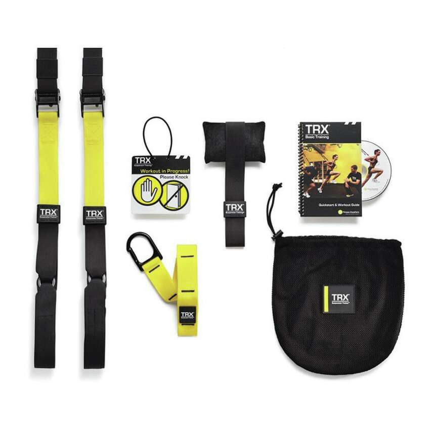 Want to splurge?: Try a TRX Suspension Trainer (TRX)
