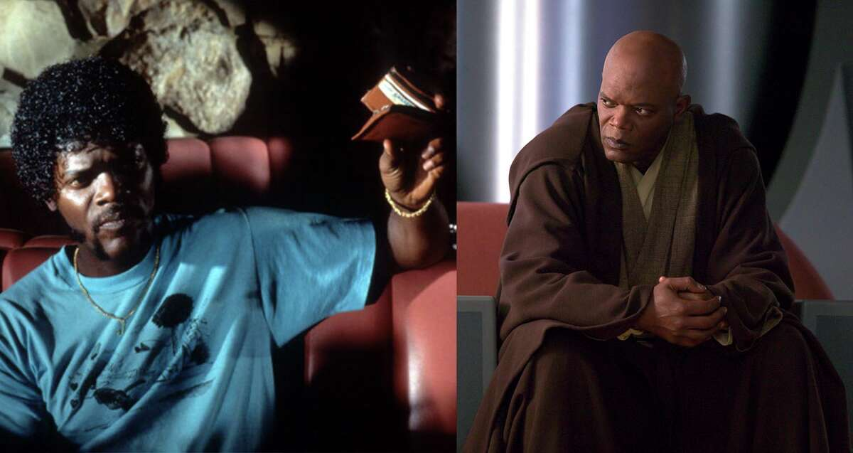 2. Samuel L. Jackson claims that his character Mace Windu in the