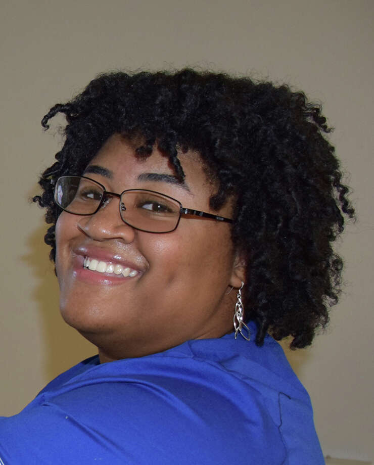 Cynthia Hall plans to be a radiographer and earn more certifications and a real estate license. Photo: Courtesy /