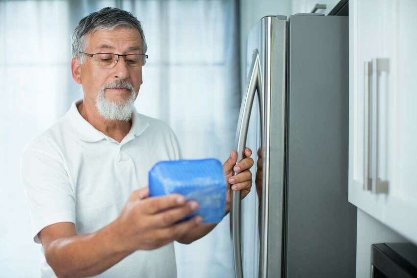 1. Remove the recalled food and any food around it, put it in a sealed bag and throw away Source: CDC