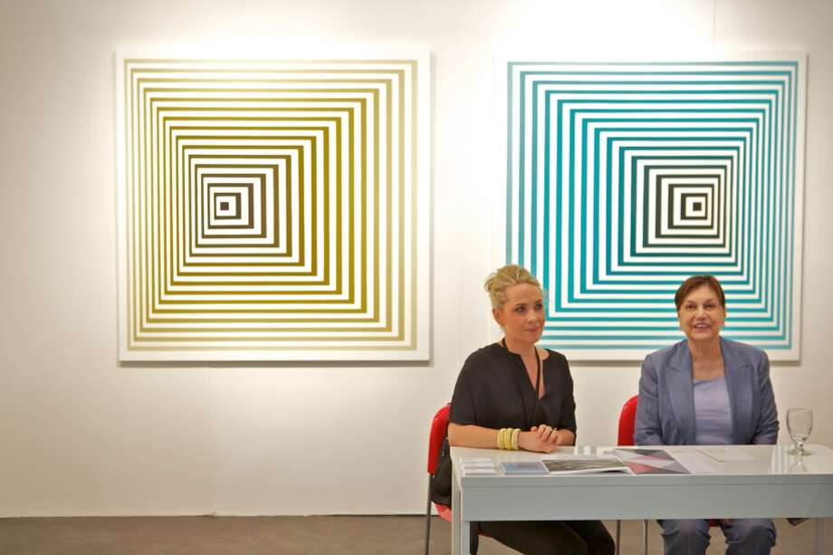 The Texas Contemporary Art Fair this year feature booths from about 60 galleries, including a dozen from Houston. Photo: Texas Contemporary Art Fair