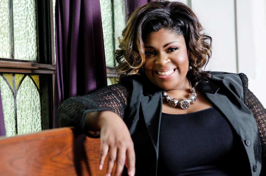 Houston  gospel singer Kim Burrell Photo: Bruce McKinzy