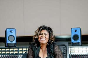 Gospel singer Kim Burrell kicks off her tour in her hometown.