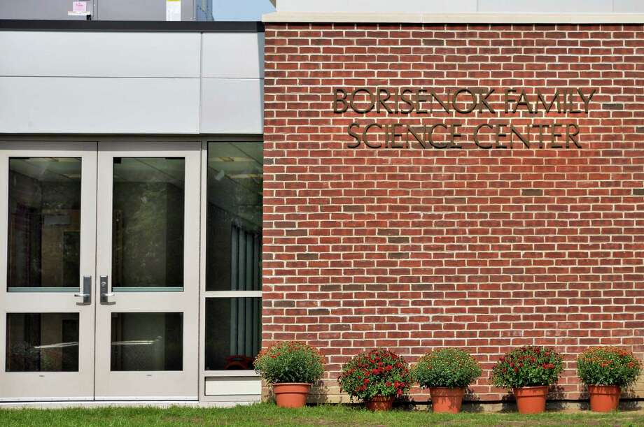 The Borisenok Family Science Center at the Albany Academies Friday Sept. 25, 2015 in Albany, NY. (John Carl D'Annibale / Times Union) Photo: John Carl D'Annibale / 00033504A