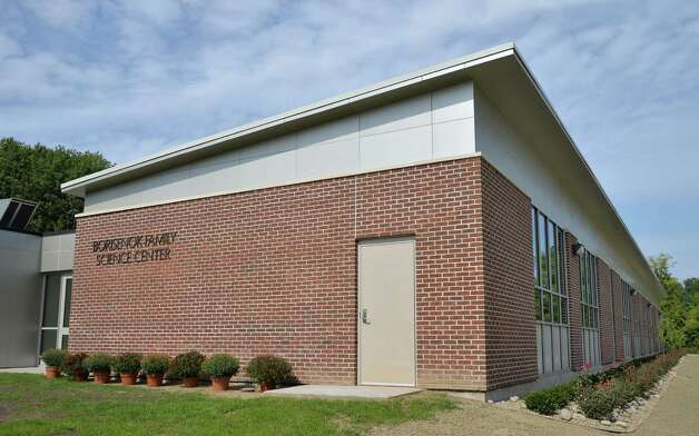 The Borisenok Family Science Center at the Albany Academies Friday Sept. 25, 2015 in Albany, NY. (John Carl D'Annibale / Times Union) Photo: John Carl D'Annibale / 00033504A
