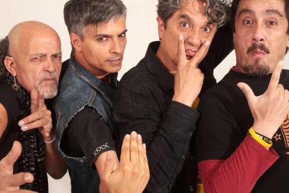 HH Botellita de Jerez, iconic Mexican rock band.