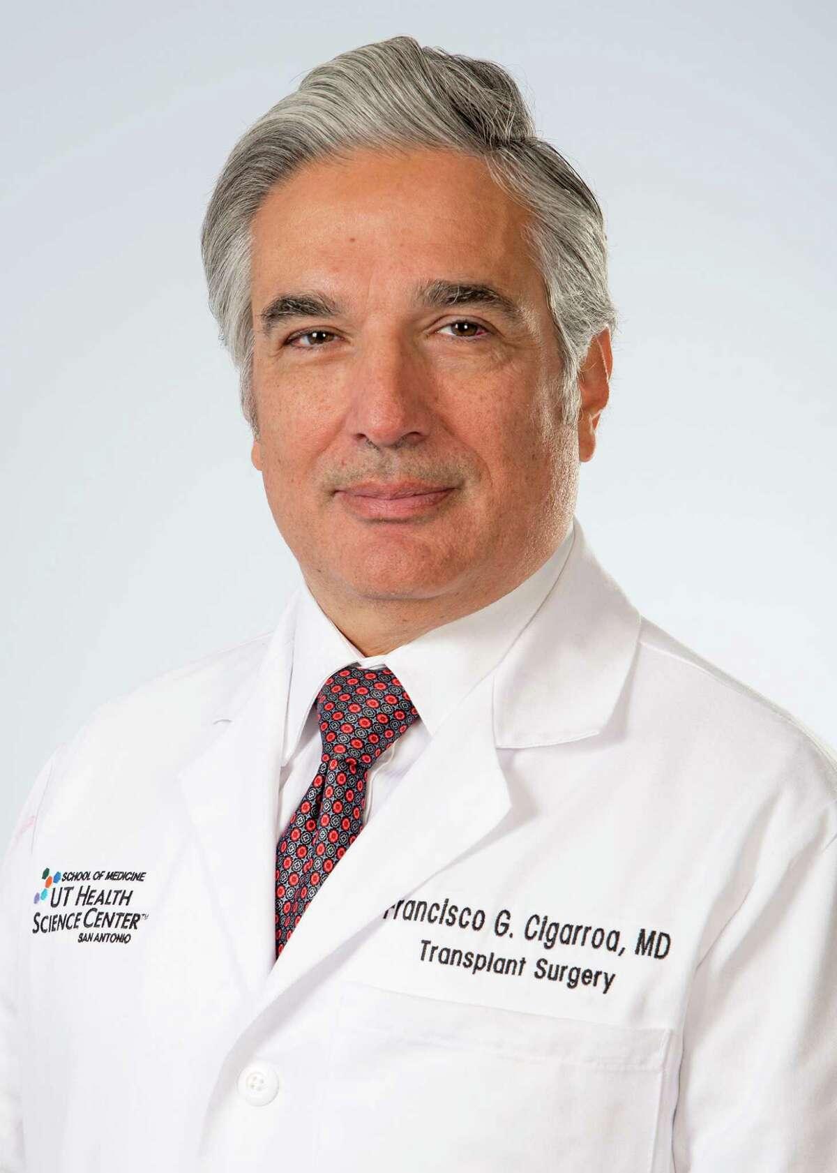 Francisco G. Cigarroa, M.D.