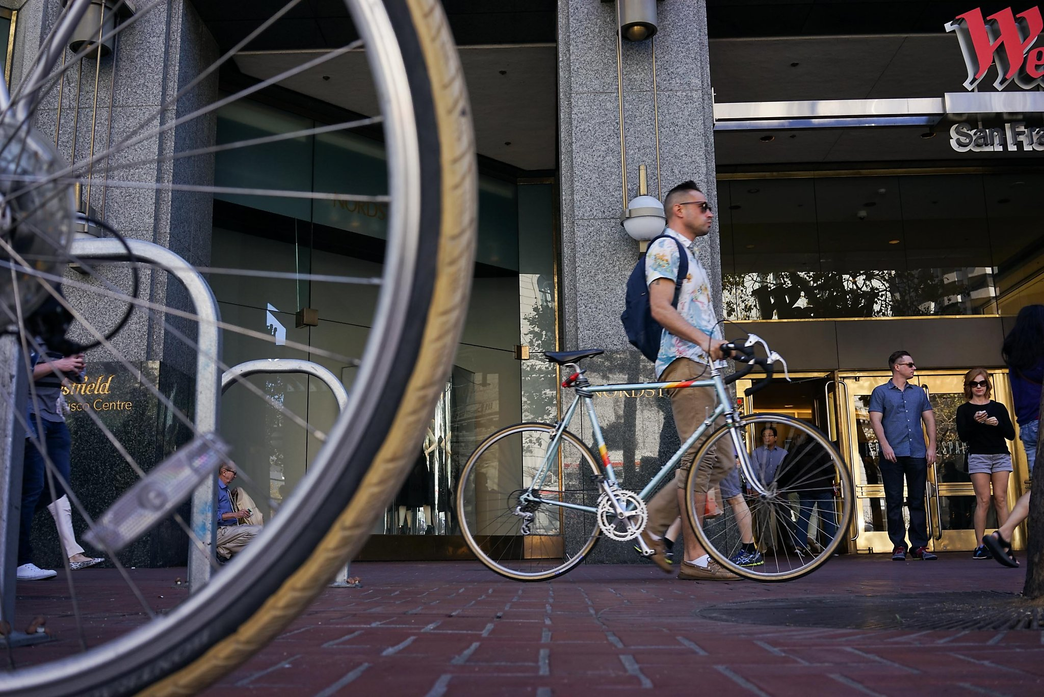 Time To Yield On Misunderstood Bike Yield Law Sfchronicle