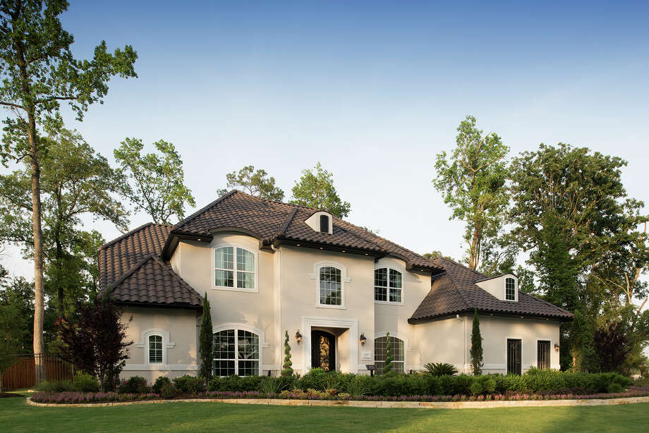 Homes at Woodson's Reserve offer proximity to the future Grand Parkway.