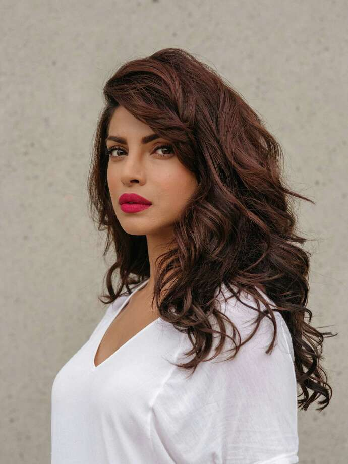 "PHOTO MOVED IN ADVANCE AND NOT FOR USE - ONLINE OR IN PRINT - BEFORE SEPT. 20, 2015. -- Priyanka Chopra, a celebrated actress in India who is in the new CBS drama series ""Quantico,"" outside a building that doubles as an FBI academy in the show, in Montreal, Canada, Sept. 9, 2015. The Bollywood star hopes the show, which has been described as OHomelandO meets OGreyOs Anatomy,"" helps her crack Hollywood. (Alexi Hobbs/The New York Times) ORG XMIT: XNYT66 Photo: ALEXI HOBBS / NYTNS"