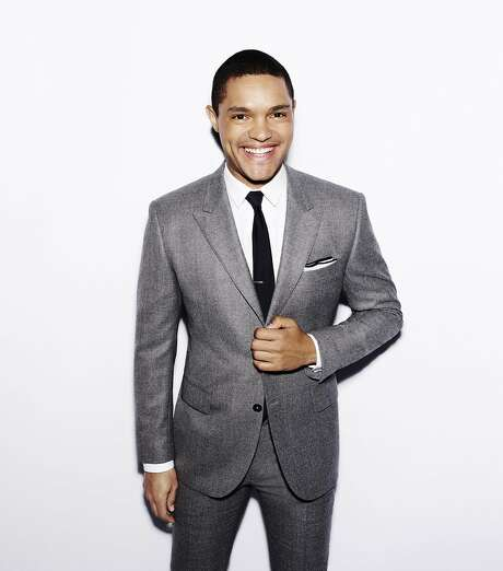 "Trevor Noah, host of ""The Daily Show."" (Peter Yang/Comedy Central) Photo: Comedy Central, McClatchy-Tribune News Service"