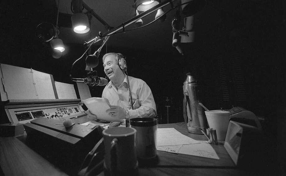 Doctor Don Rose was a popular morning drive-time disc jockey. Photo: Gary Fong / Gary Fong / The Chronicle 1983 / ONLINE_YES