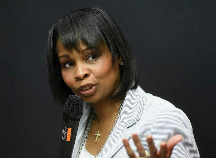 """Mayor Ivy Taylor says the state of Querétaro """"shares a lot in common with San Antonio in terms of the types of industries that are there."""" Photo: Billy Calzada /San Antonio Express-News / San Antonio Express-News"""