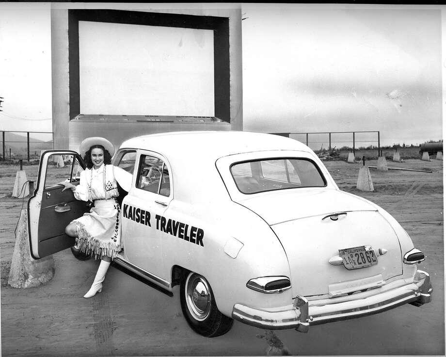The Kaiser Traveler, from May 22, 1949.