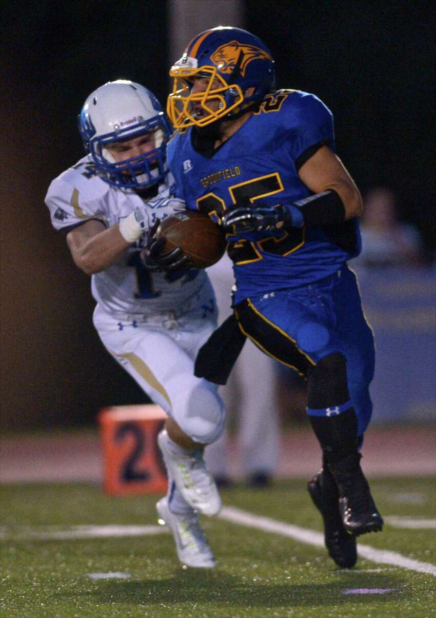 7. BROOKFIELD (3-1, 16) The Bobcats got back on track with a 34-6 rout of Barlow.