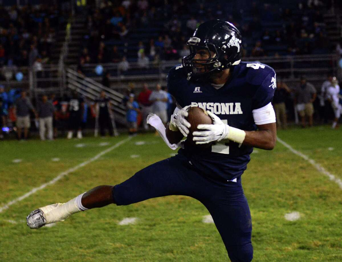 NVLWhen: 6 p.m. Thursday (at Oxford High School) The skinny:Is there a better one-two punch than Tajik Bagley and Tyler Bailey? The Ansonia seniors combined for 206 yards rushing and four touchdowns in a 48-0 pounding of Derby.