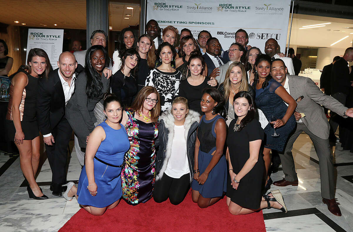Were you Seen at Rock Your Style, a fundraising event for the Trinity Alliance of the Capital District, held at the Kiernan Plaza in downtown Albany on Friday, Sept. 25, 2015?