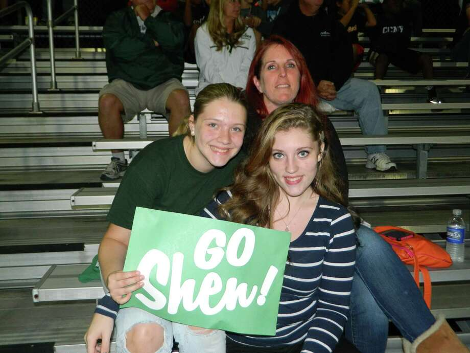 Were you Seen at the Shenendehowa vs. Saratoga Springs high school football game in Saratoga Springs on Friday, Sept. 25, 2015? Photo: Rosa Miranda