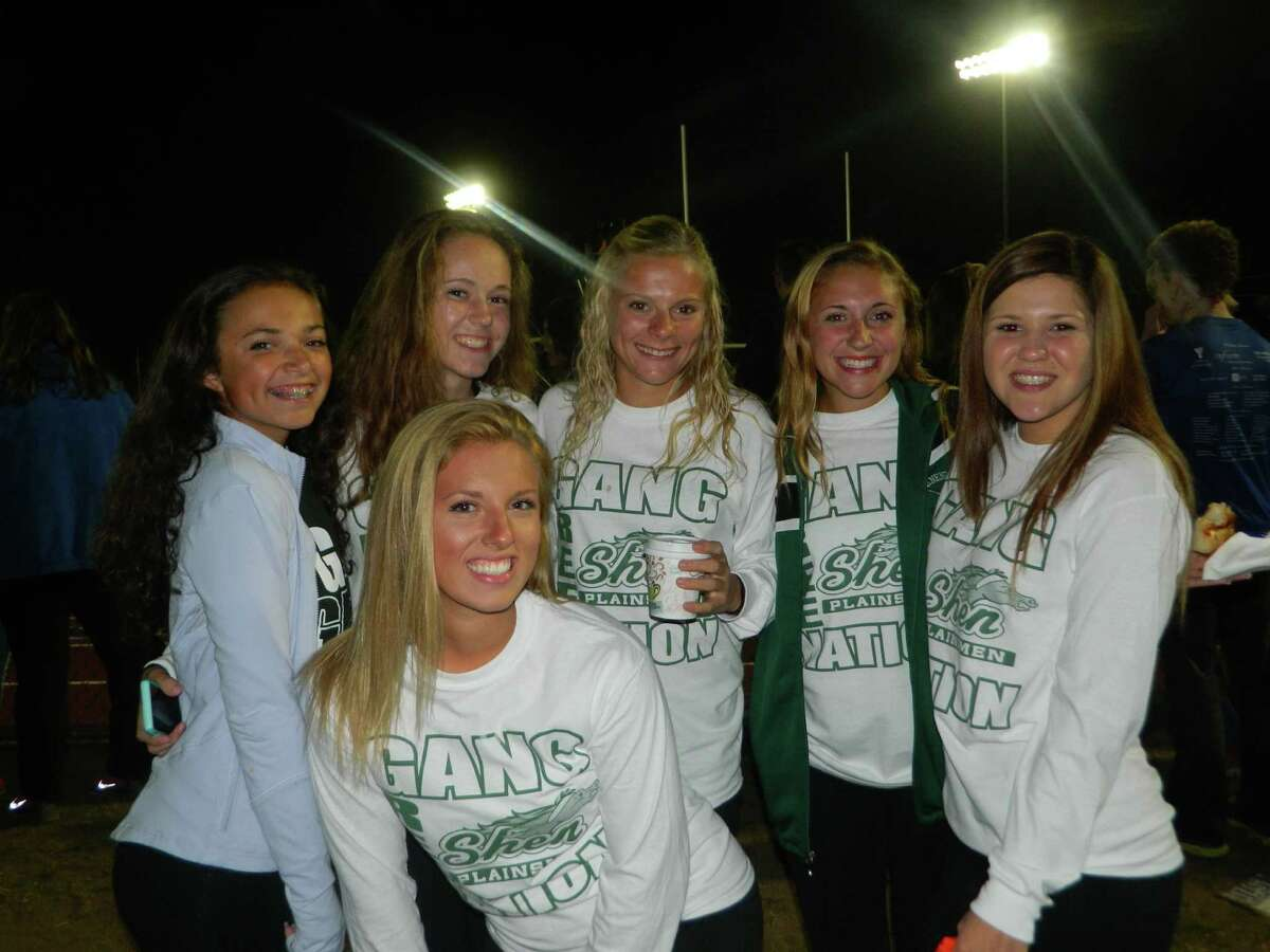 Were you Seen at the Shenendehowa vs. Saratoga Springs high school football game in Saratoga Springs on Friday, Sept. 25, 2015?