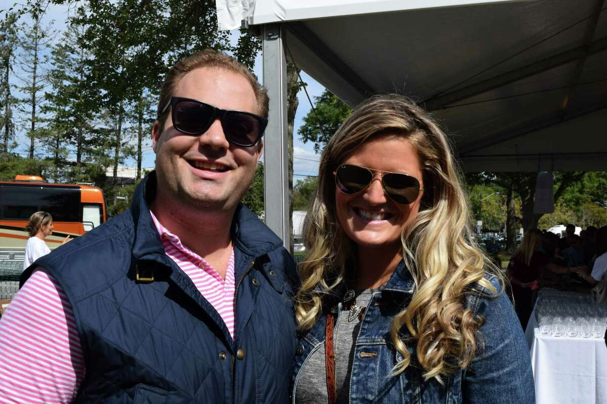 The annual Greenwich Wine + Food Festival took place on September 23-26, 2015. Were you SEEN on Saturday, September 26?