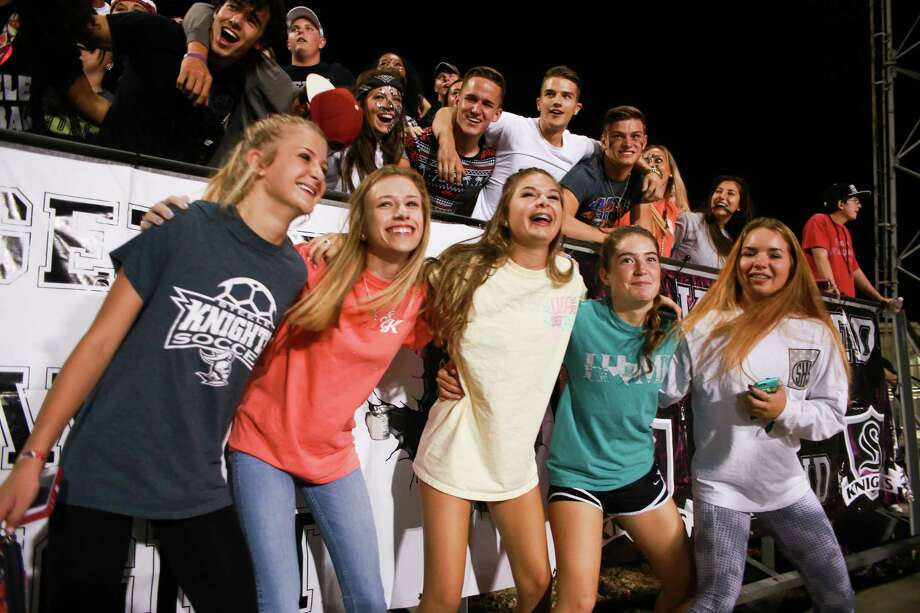 Fans got quite a show Friday night as the Steele Knights rolled over Smithson Valley, 42-16. Here is a look at the action from the stands. Photo: By Christian Ibarra, For MySA.com