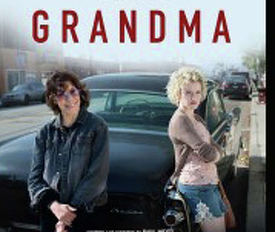 "The new movie ""Grandma"" stars Lily Tomlin. Photo: Contributed / Contributed Photo / Westport News"