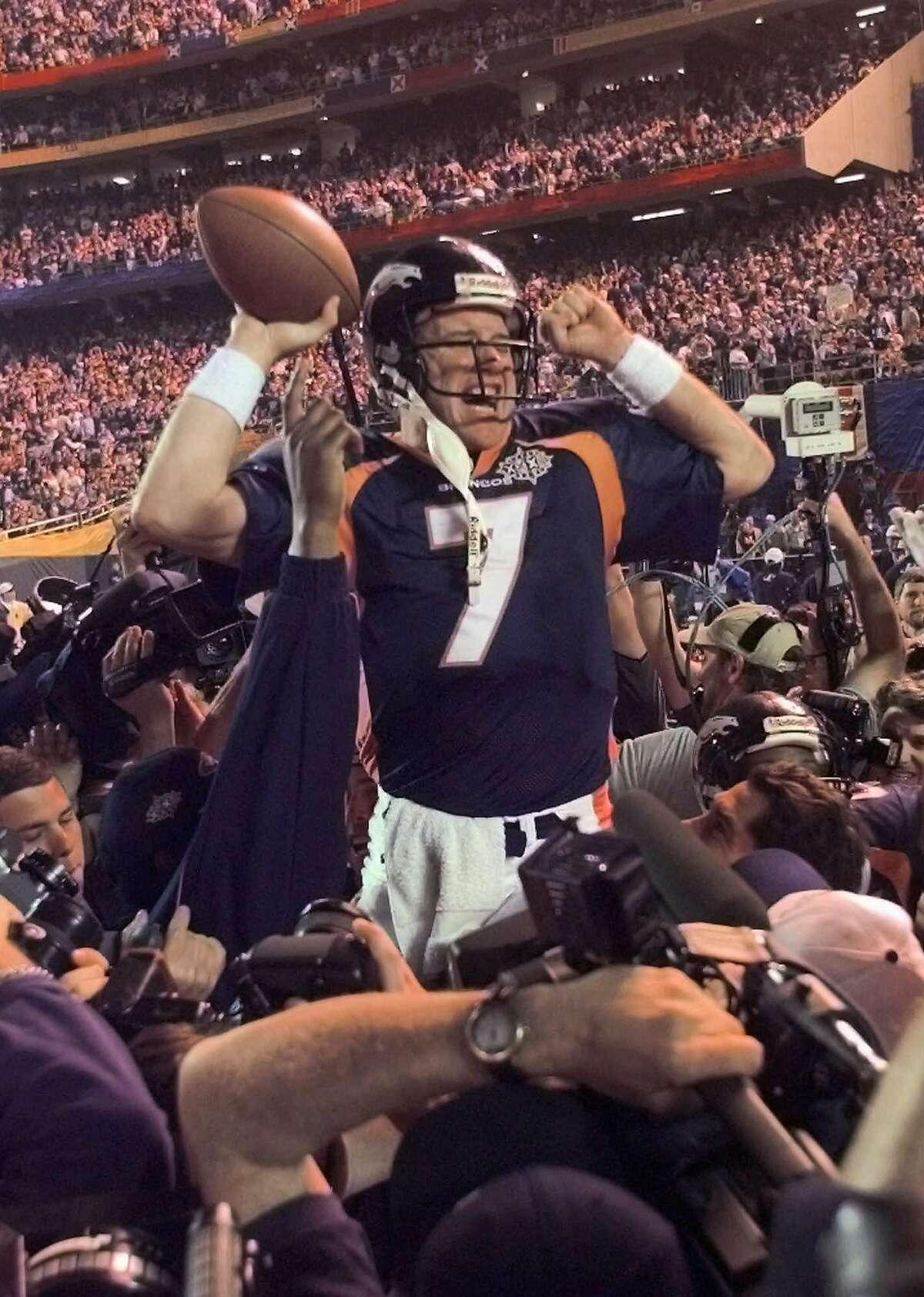 T8. Denver: 4 2 NFL championships (Broncos 1997, 1998) 2 NHL championships (Avalanche 1996, 2001)