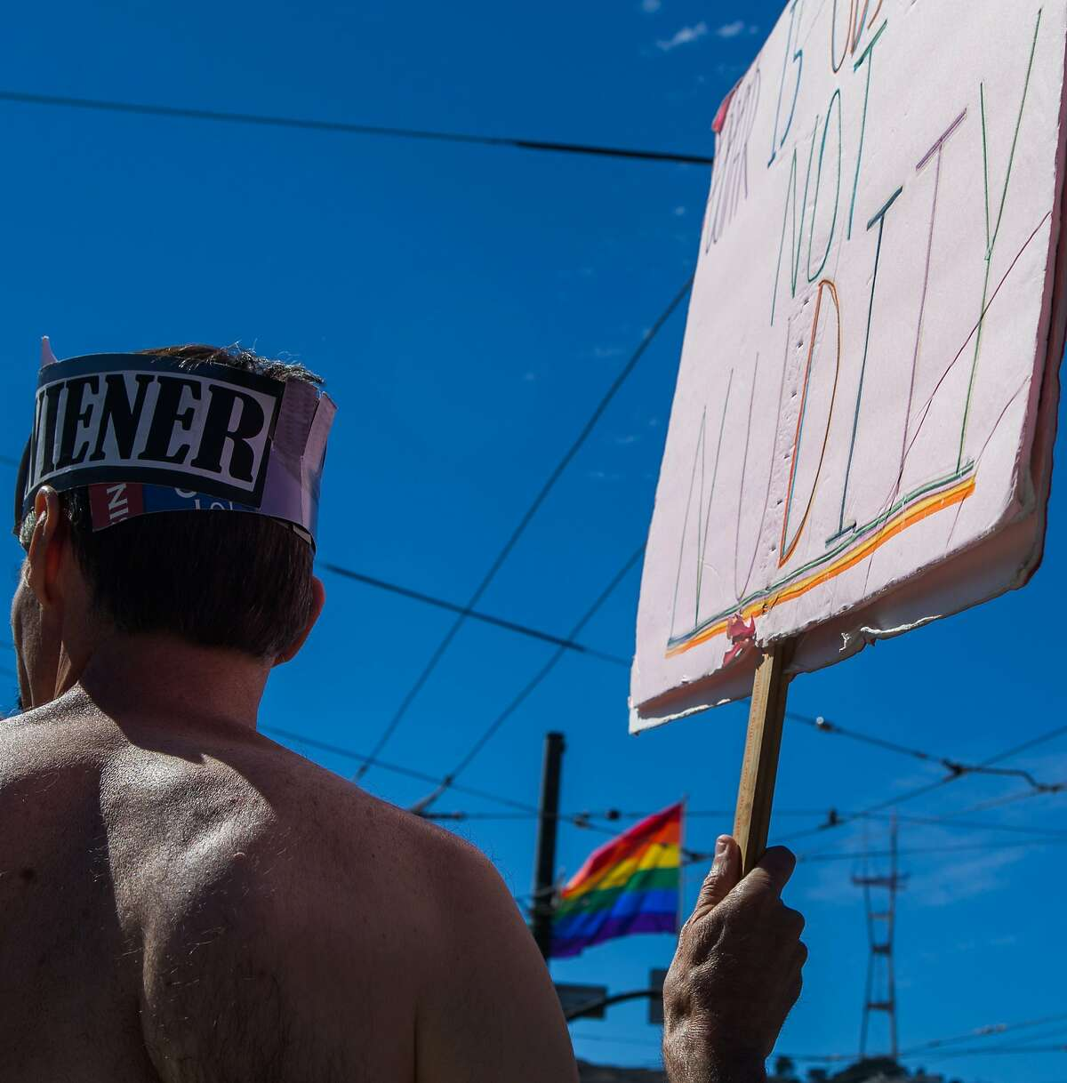San Francisco Nude-In march held after judges OK