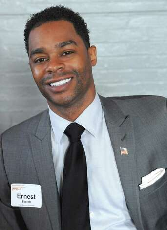 Troy mayoral candidate Ernest Everett on Thursday Aug. 20, 2015 in Troy, N.Y.  (Michael P. Farrell/Times Union) Photo: Michael P. Farrell / 00033033A