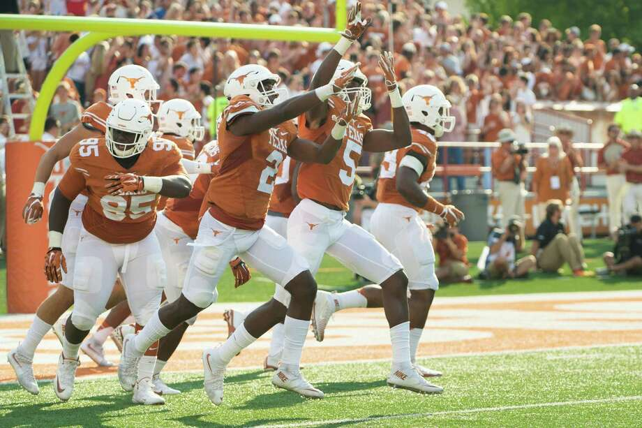 While the Longhorns didn't have a whole lot to celebrate on the football field, Texas did clean up off the field, posting record revenues.Click through the gallery to see the the top 20 most profitable college athletic departments for the 2014-2015 year. Photo: Cooper Neill, Getty Images / 2015 Getty Images