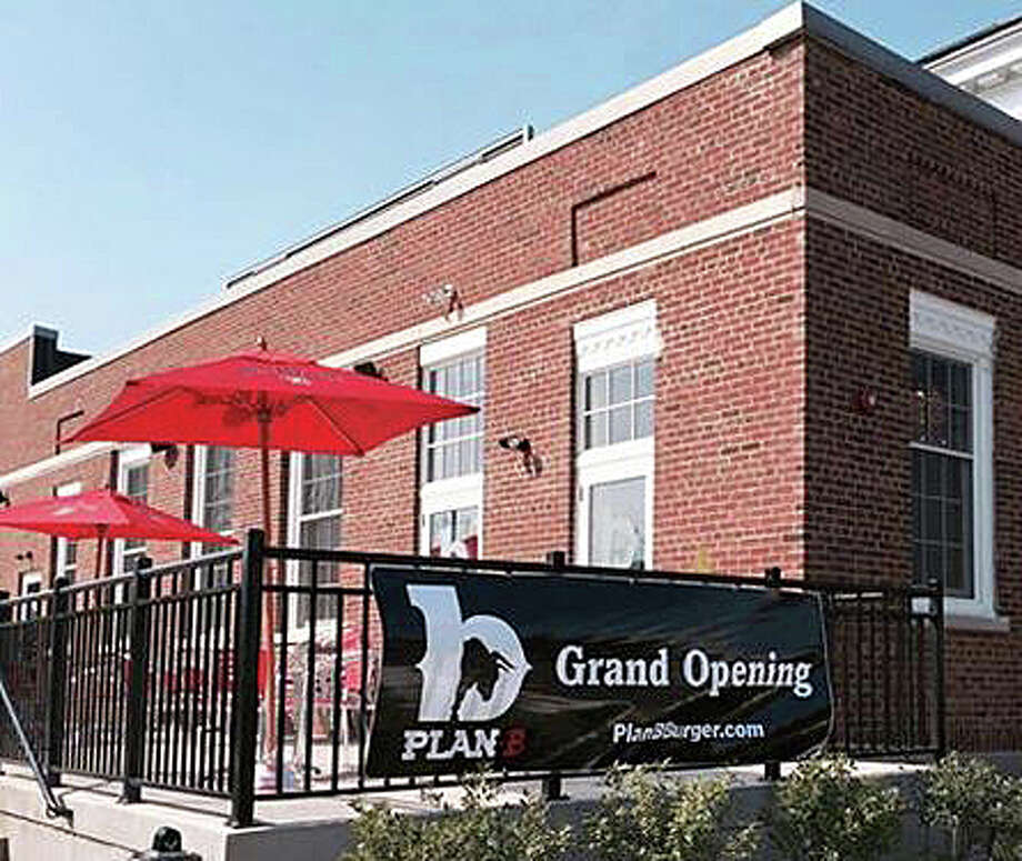 The commercial property at 1262 Post Road, the former downtown Post Office and home home to a Plan B Burger restaurant, recently changed hands for $15 million. Photo: Contributed / Contributed Photo / Fairfield Citizen