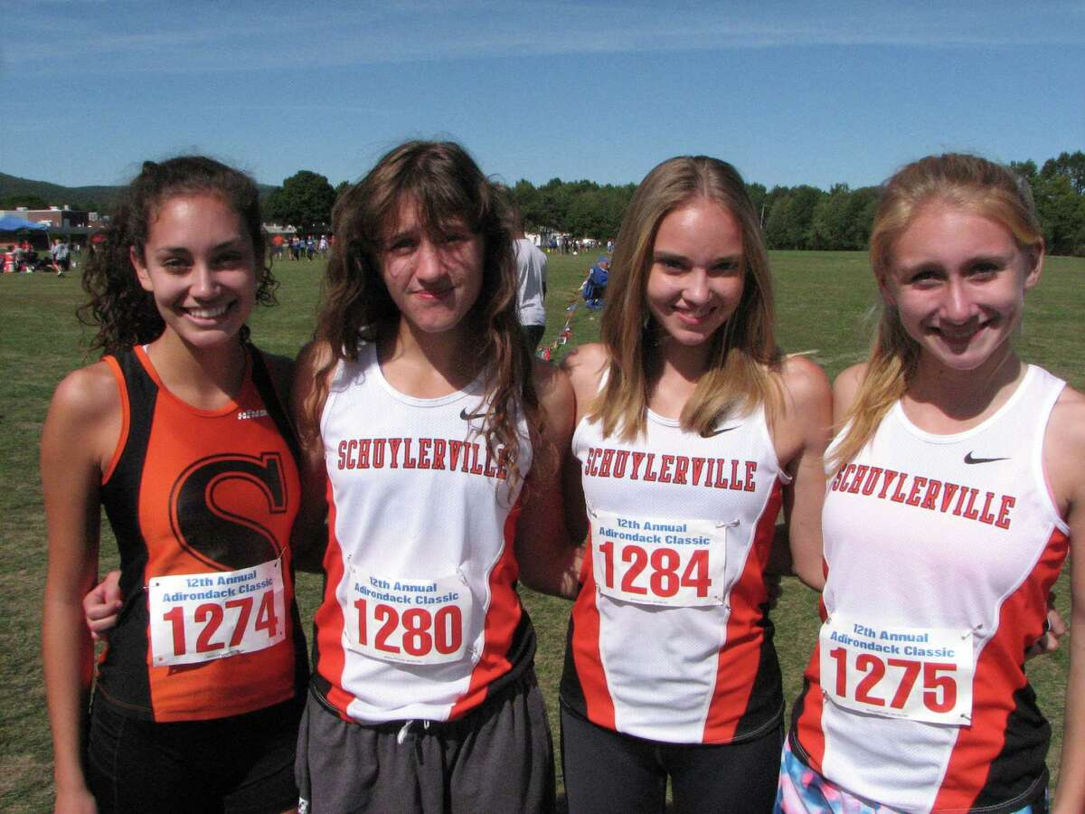 Were you Seen at the 12th Annual Adirondack Cross-Country Classic at Queensbury High School in Queensbury on Saturday, Sept. 26, 2015?