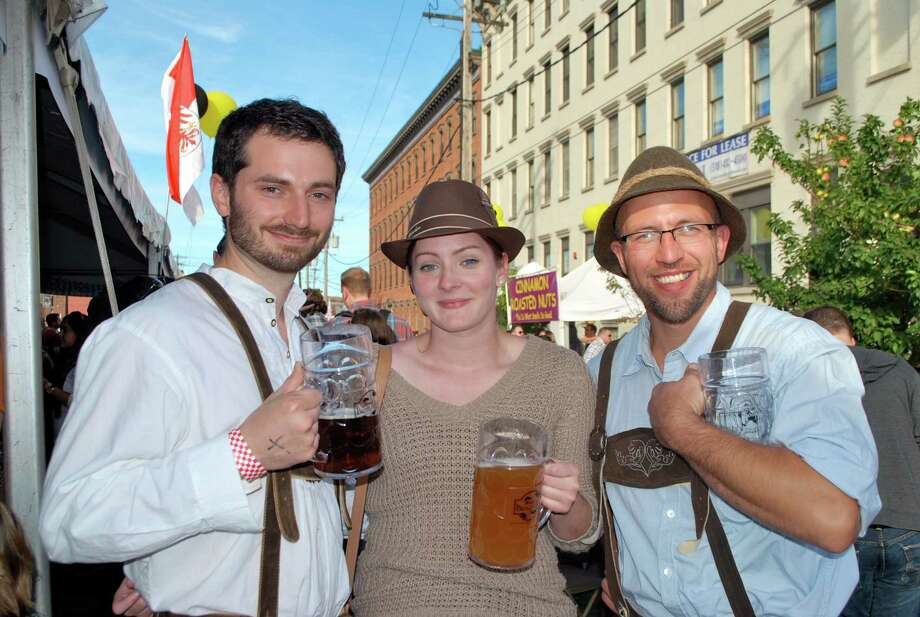 Were you Seen at the North Albany Oktoberfest at Wolff's Biergarten in Albany on Saturday, Sept. 26, 2015? Photo: Silvia Meder Lilly