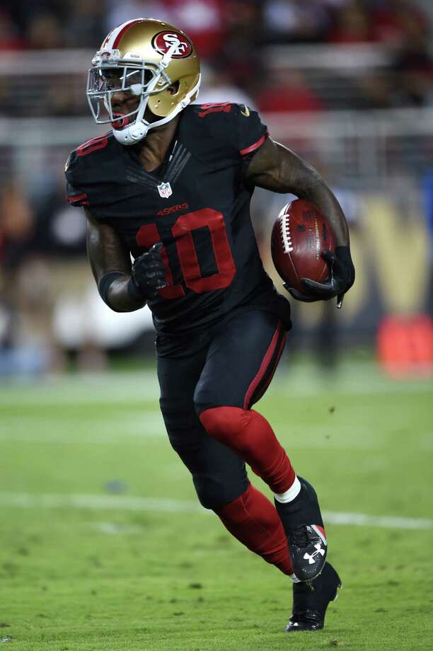 Bruce Ellington. Photo: Thearon W. Henderson / Getty Images / 2015 Getty Images