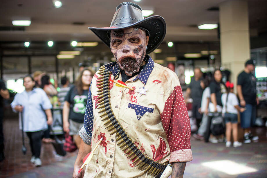 A date has been announced for San Antonio's sixth annual Monster Con, and event organizers are slowly rolling out details about what will make this year's event unique. Photo: By Chavis Barron And Isaiah Matthews/Solarshot, For MySA.com