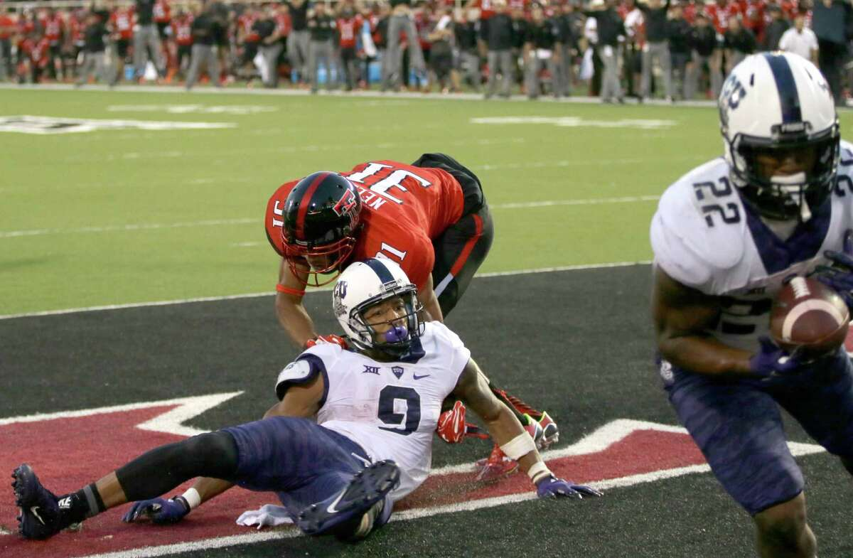 1 TCU (4-0, 1-0, next game Saturday vs. Texas) - Wild tipped pass enabled Horned Frogs to escape Lubbock with a win there for the first time since 1991. But does